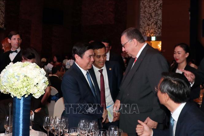 TP Hồ Chí Minh luôn chào đón các nhà đầu tư châu Âu