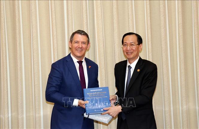 Thành phố Hồ Chí Minh thúc đẩy hợp tác với thành phố Kagoshima, Nhật Bản