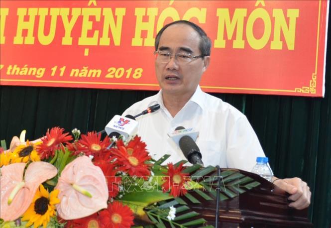 Bí thư Thành ủy TP. Hồ Chí Minh: Chống tham nhũng là nhiệm vụ cấp bách và lâu dài