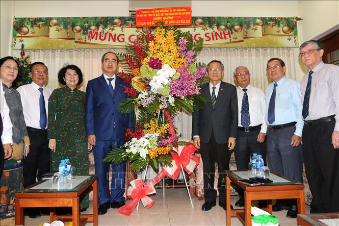 Chúc mừng Giáng sinh Hội thánh Tin Lành Việt Nam (miền Nam)