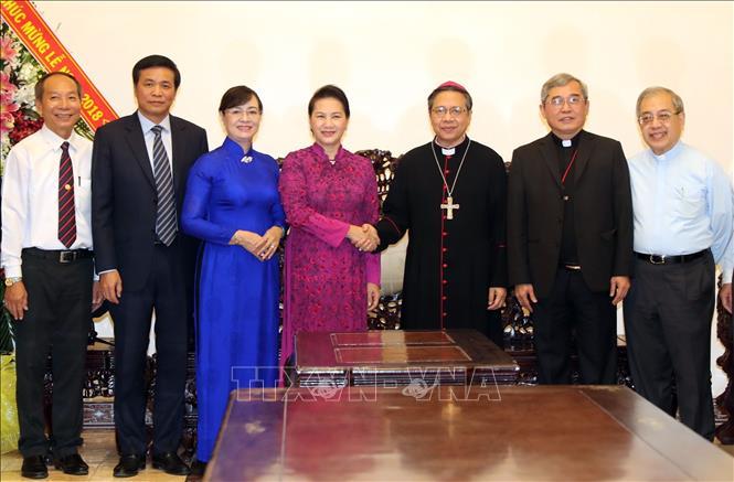 Đảng, Nhà nước đánh giá cao vai trò, đóng góp tích cực của đồng bào Công giáo