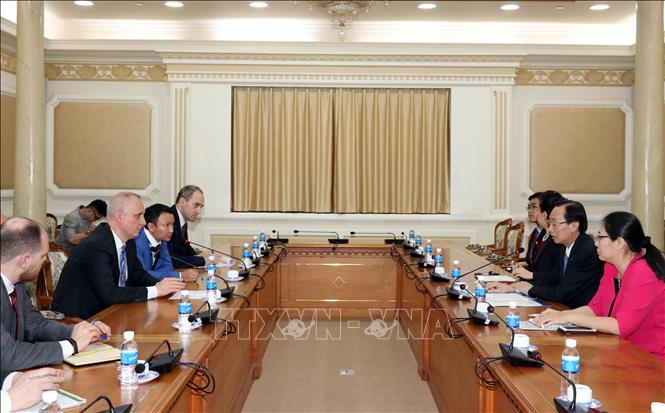 Belarus mong muốn đẩy mạnh hợp tác với Thành phố Hồ Chí Minh