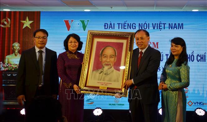 Kỷ niệm 30 năm thành lập Cơ quan thường trú Đài Tiếng nói Việt Nam tại TP Hồ Chí Minh
