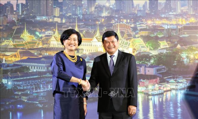 Thành phố Hồ Chí Minh tiếp tục phát triển quan hệ hữu nghị, hợp tác với Thái Lan