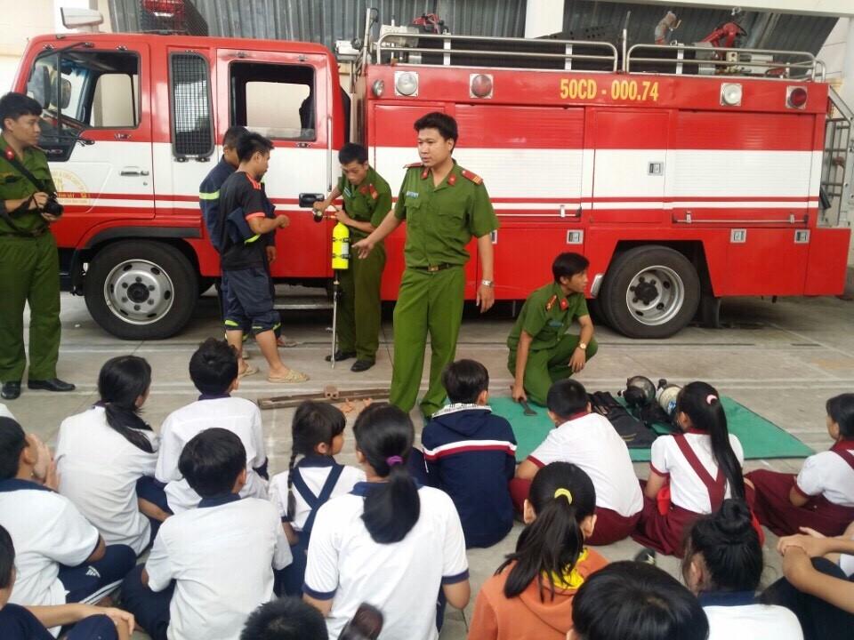 Đảm bảo an toàn phòng cháy và chữa cháy