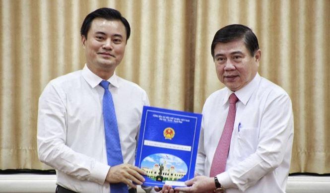 Ông Bùi Xuân Cường giữ chức vụ Trưởng Ban Quản lý Đường sắt đô thị TP.Hồ Chí Minh