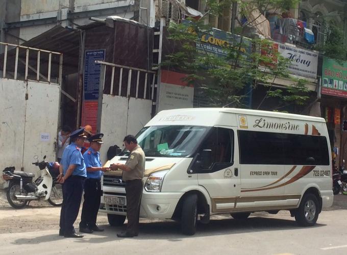 Tăng cường thanh tra, kiểm tra trong lĩnh vực giao thông
