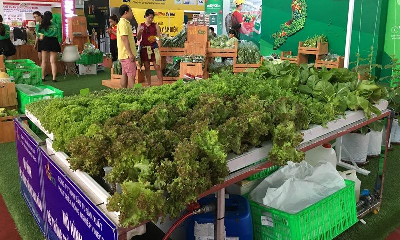 Đẩy mạnh công tác hỗ trợ kết nối tiêu thụ nông sản