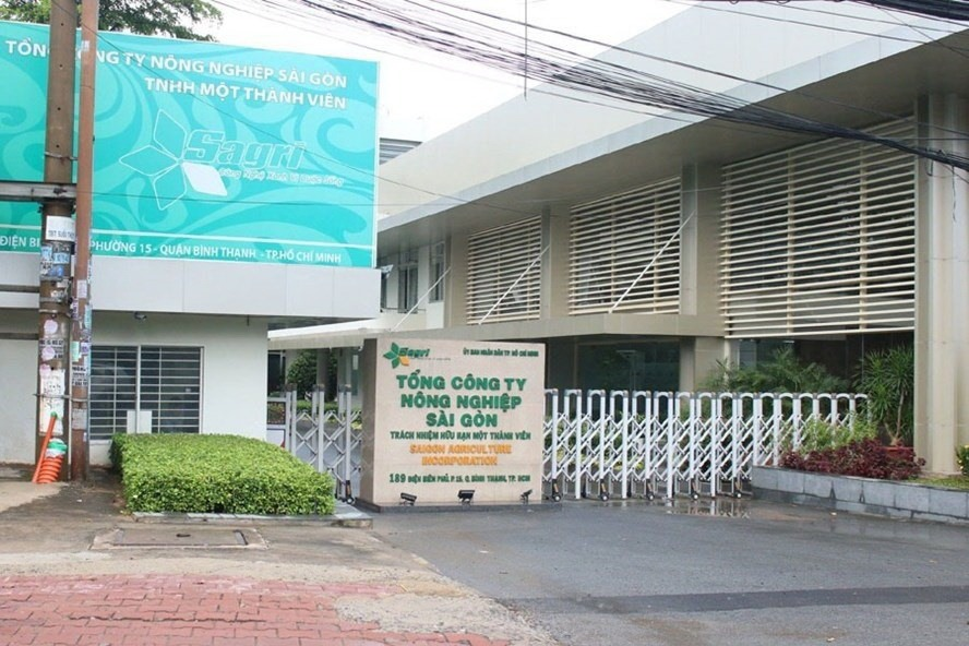 Kỷ luật 2 đảng viên tại Tổng Công ty Nông nghiệp Sài Gòn