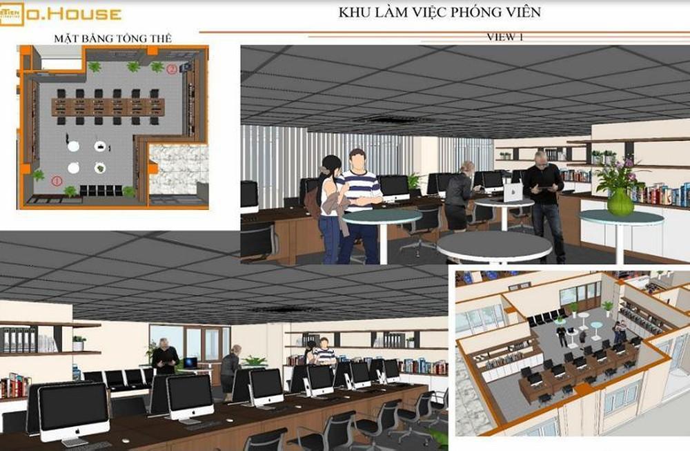 Thành lập Trung tâm Báo chí Thành phố Hồ Chí Minh