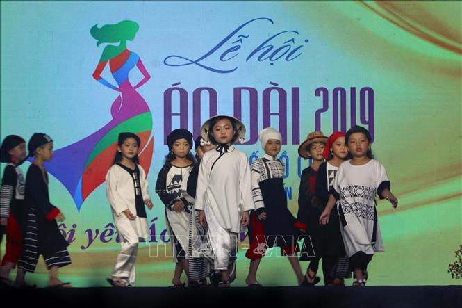 Lễ hội Áo dài - Điểm nhấn quảng bá văn hóa Việt