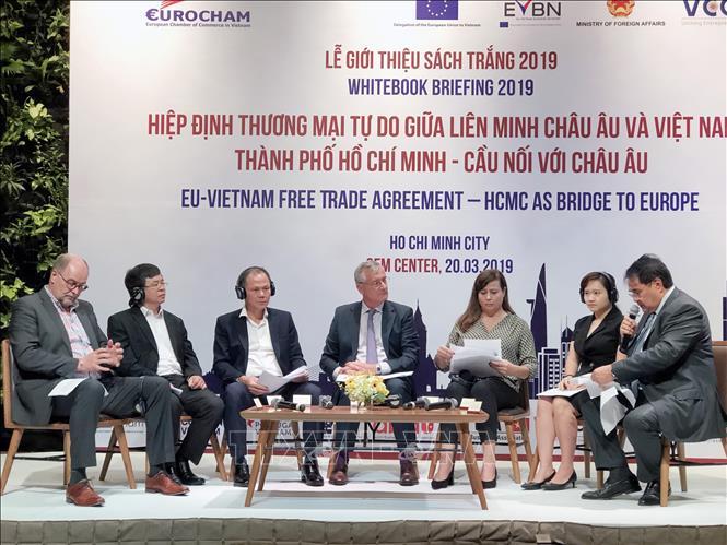 Thành phố Hồ Chí Minh – cầu nối thị trường châu Âu