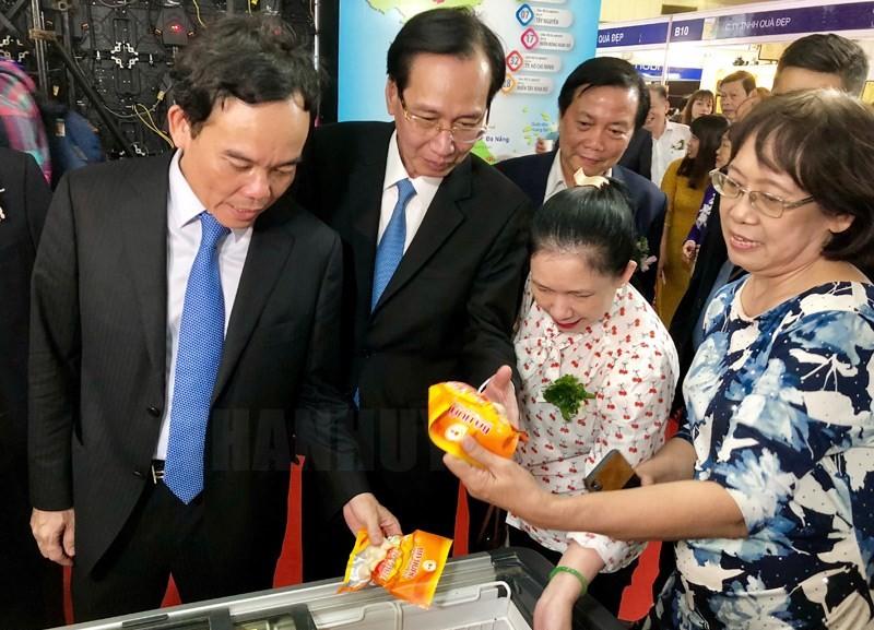Khẳng định thương hiệu Việt trên thị trường nội địa và quốc tế