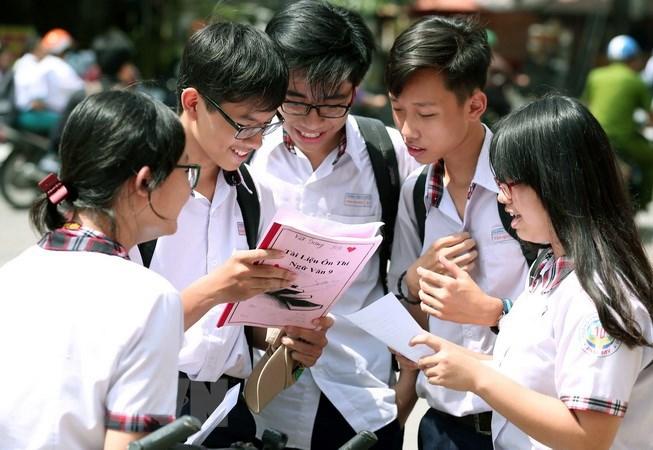 Năm học 2019-2020, TP. Hồ Chí Minh tuyển hơn 67.000 chỉ tiêu lớp 10 công lập