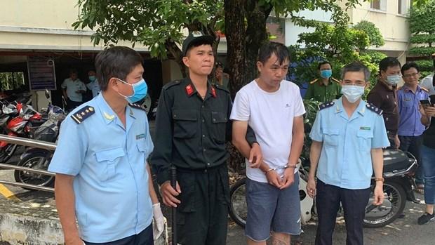 Bắt giữ nhóm người nước ngoài vận chuyển 500 kg ma túy