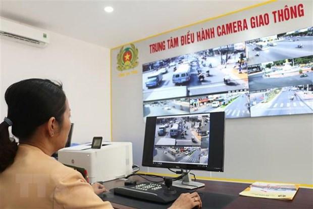 Mở rộng xử phạt vi phạm giao thông qua hình ảnh