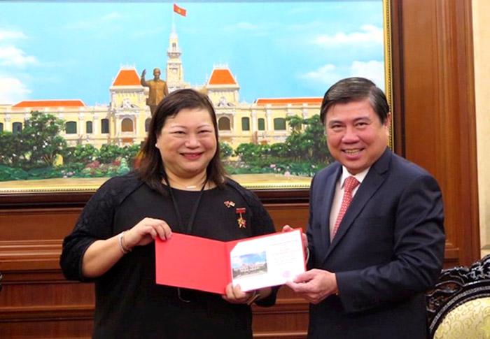 Tiếp tục thúc đẩy quan hệ hợp tác giữa TP Hồ Chí Minh và Singapore