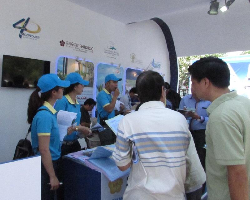 6 tháng, 4,25 triệu lượt khách quốc tế tới TP. Hồ Chí Minh