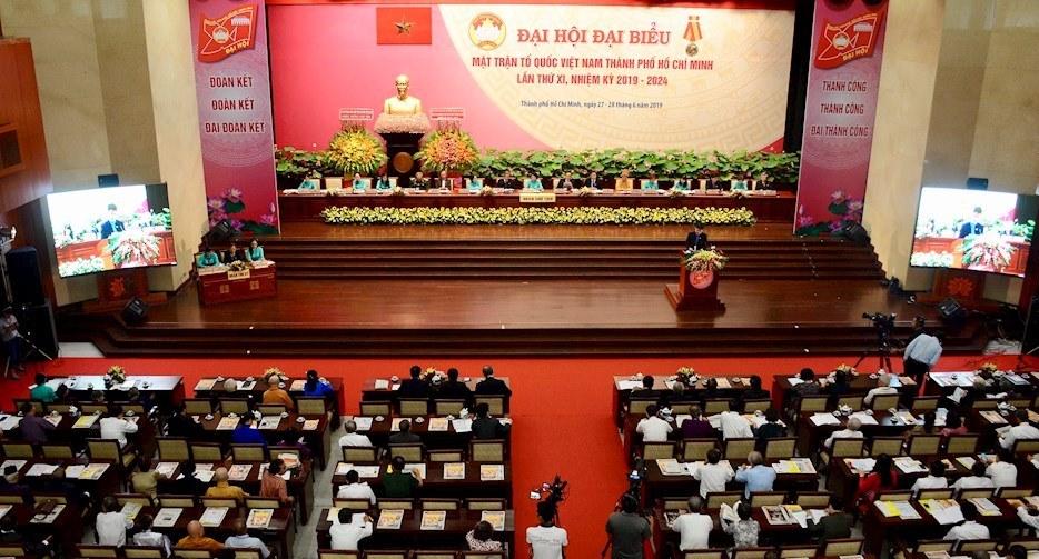 Đổi mới nội dung, phương thức hoạt động của Ủy ban MTTQ TP. Hồ Chí Minh