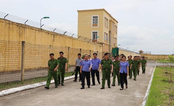 Sẽ kiểm sát hằng tuần tại hai trại giam thuộc Bộ Công an