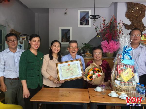 Mong người cao tuổi góp ý xây dựng TP Hồ Chí Minh phát triển