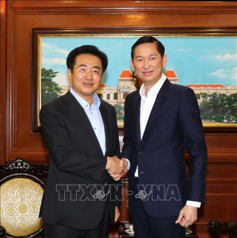 Nhiều cơ hội cho nhà đầu tư Hàn Quốc tại Thành phố Hồ Chí Minh