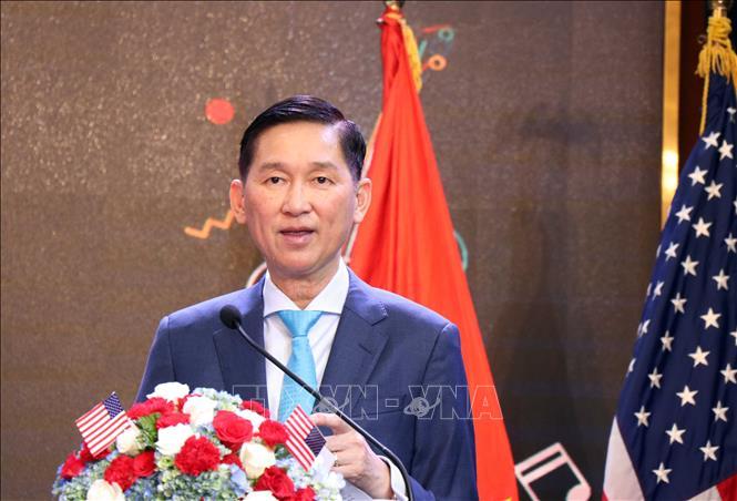 """""""Quan hệ Thành phố Hồ Chí Minh và Hoa Kỳ nhất định sẽ tiếp tục phát triển"""""""