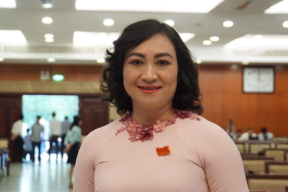 Đồng chí Phan Thị Thắng được bầu làm Phó Chủ tịch HĐND TP Hồ Chí Minh