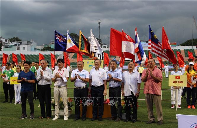 Khai mạc Giải Điền kinh quốc tế TP Hồ Chí Minh mở rộng lần thứ 26