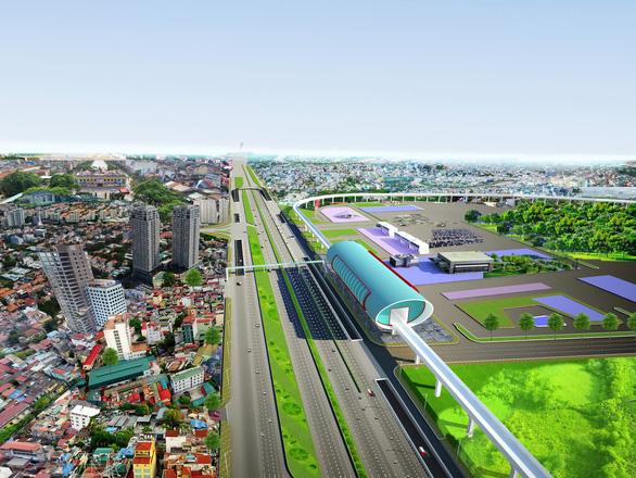 Đầu tư hơn 437 tỷ đồng xây cầu vượt trước Bến xe Miền Đông mới