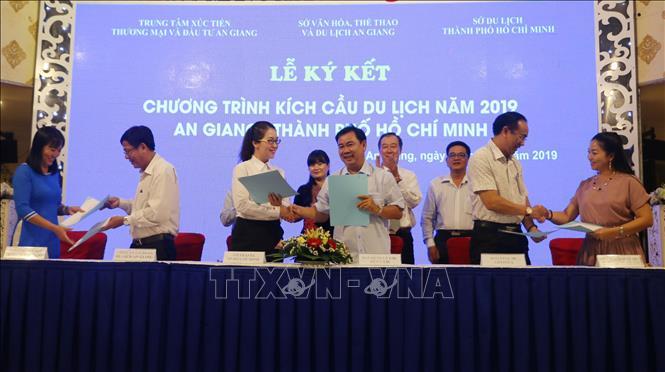 An Giang và Thành phố Hồ Chí Minh hợp tác kích cầu du lịch
