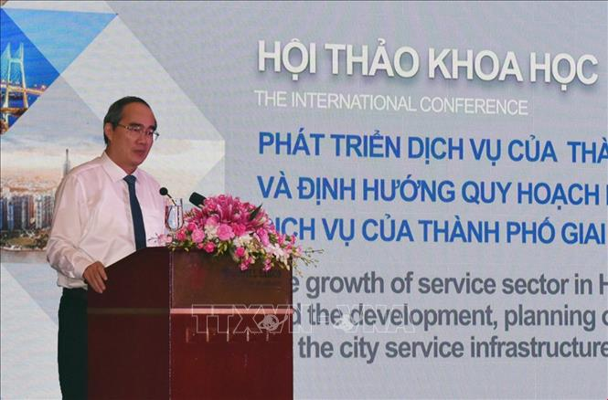 Thành phố Hồ Chí Minh quy hoạch phát triển dịch vụ giai đoạn 2020-2030