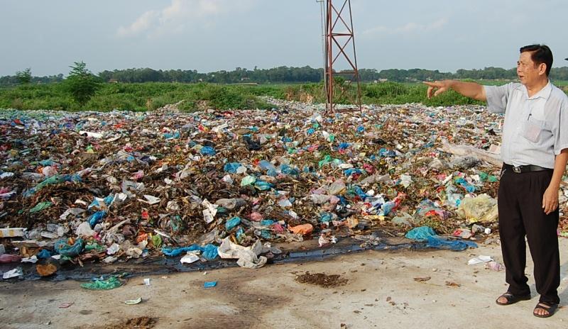 Khuyến khích đầu tư xử lý rác thải bằng công nghệ đốt - phát điện