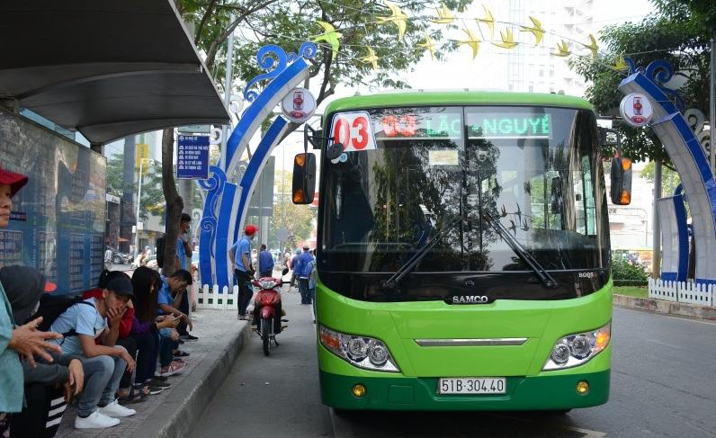 Tăng hơn 1.000 chuyến xe buýt dịp Lễ Quốc khánh 2/9