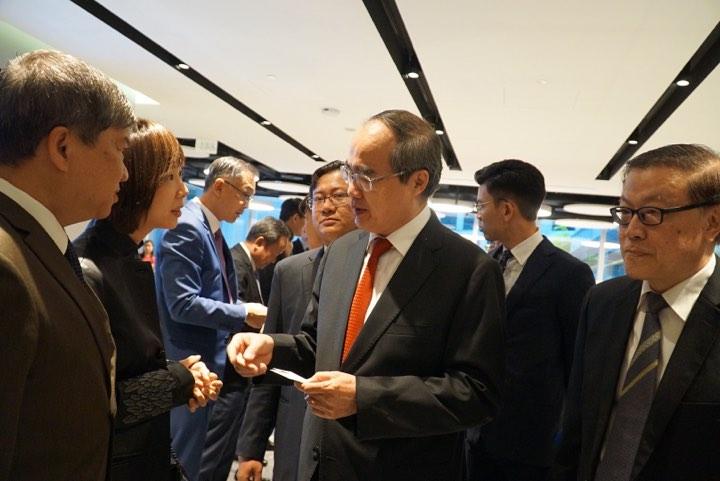 Thúc đẩy hợp tác doanh nghiệp TP. Hồ Chí Minh - Singapore về giao thông