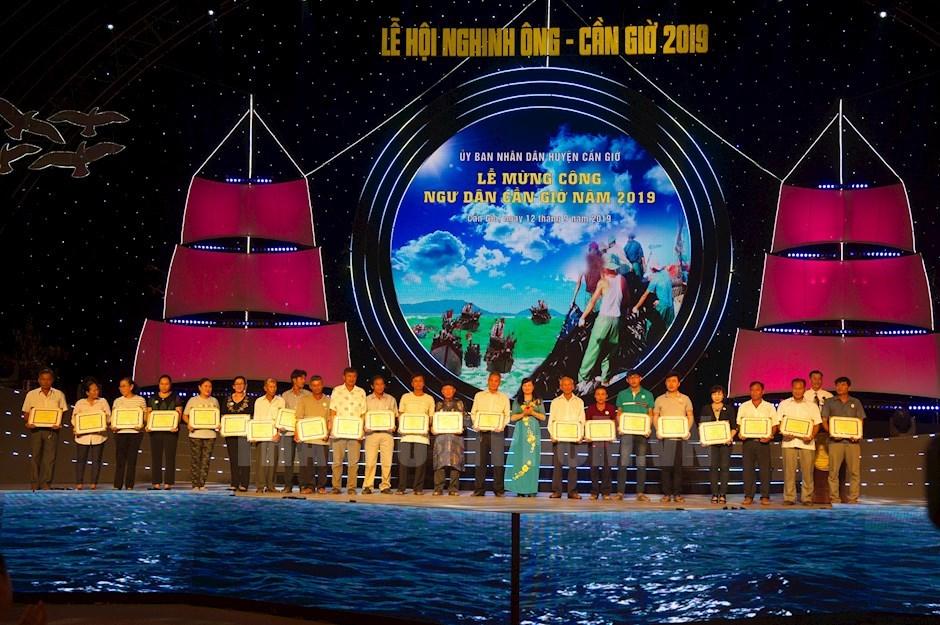 Khai mạc Lễ hội Nghinh Ông - Cần Giờ 2019