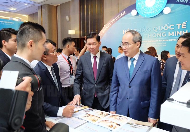 TP. Hồ Chí Minh hướng tới phát triển du lịch thông minh