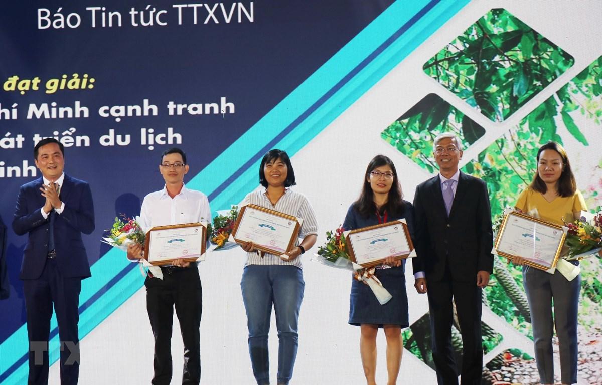 20 tác phẩm xuất sắc nhận Giải thưởng Báo chí Du lịch TP. Hồ Chí Minh