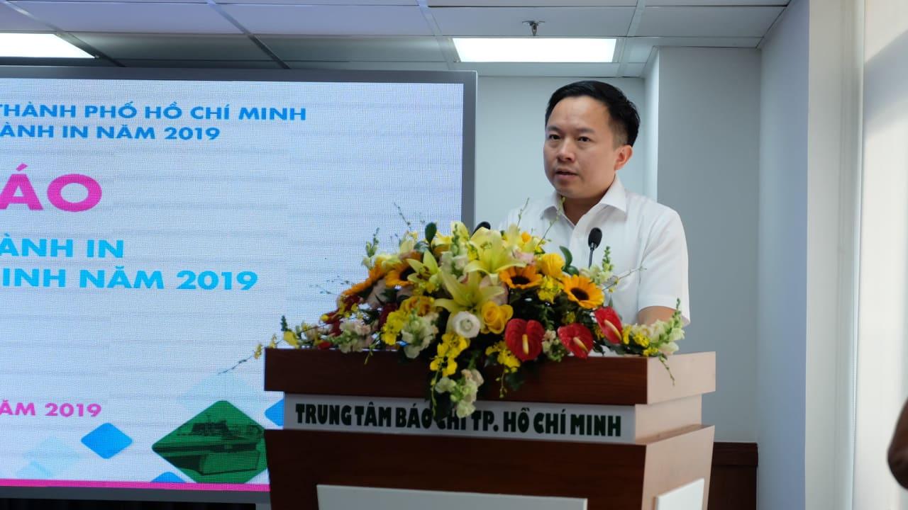 Sắp diễn ra Triển lãm ngành in TP Hồ Chí Minh 2019