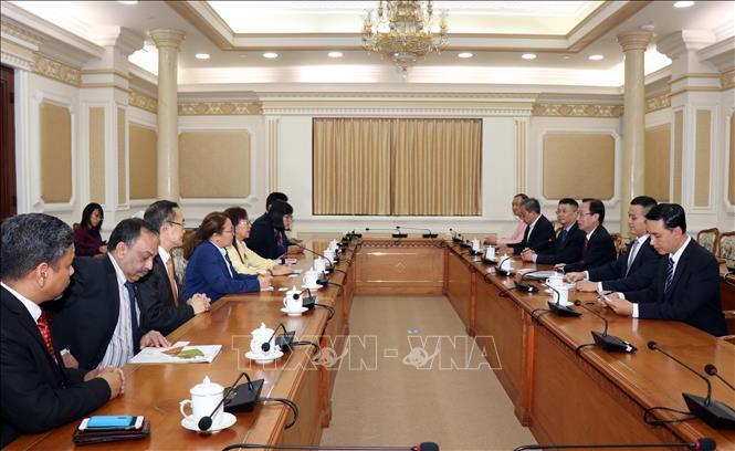 Thúc đẩy hợp tác giữa Thành phố Hồ Chí Minh với Malaysia