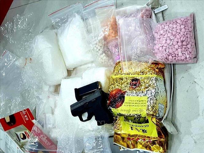 Triệt phá đường dây mua bán ma túy tinh vi