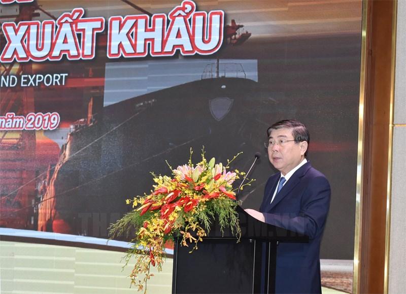 Tìm giải pháp thúc đẩy xuất khẩu trong tình hình mới