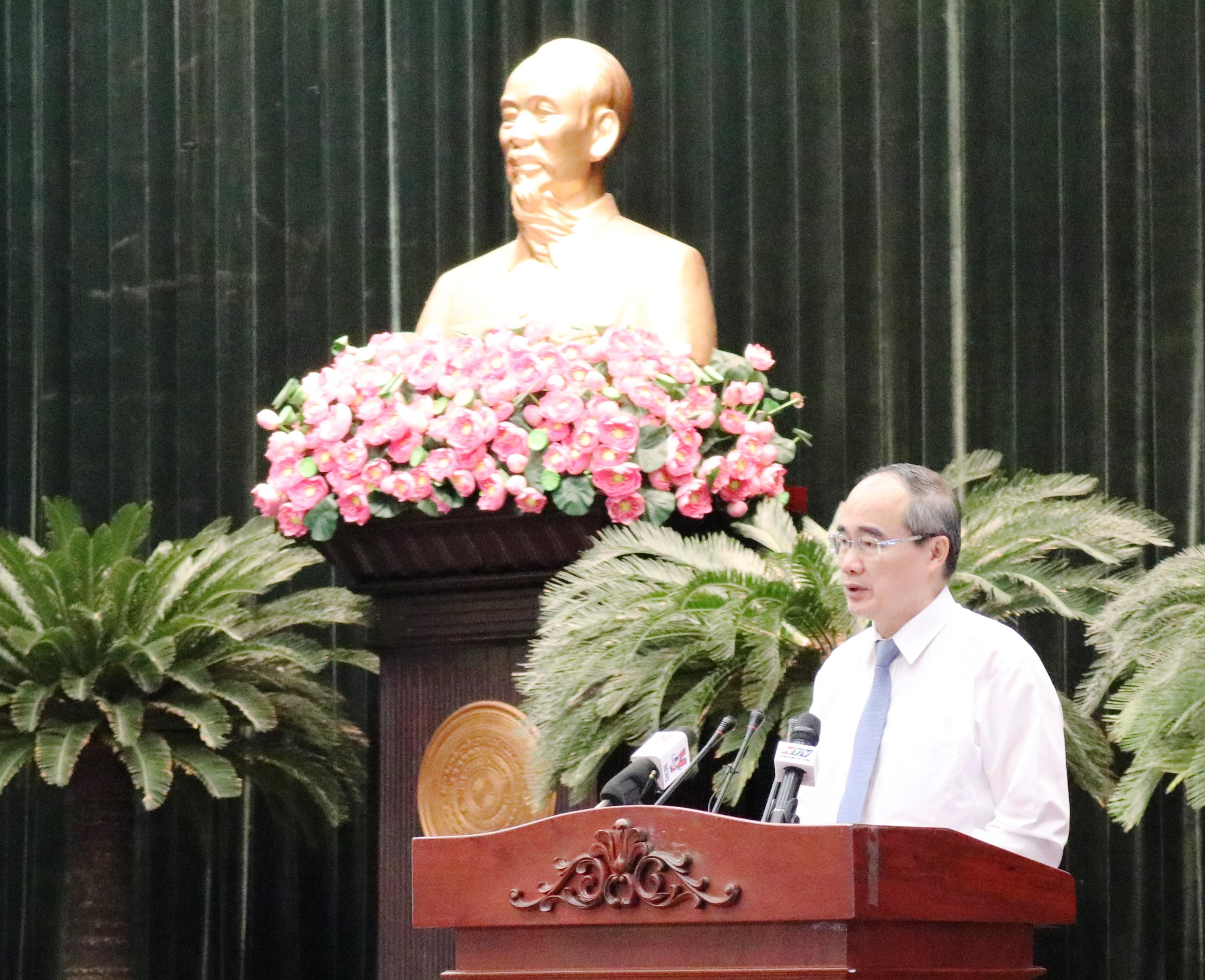 Khai mạc Hội nghị Ban Chấp hành Đảng bộ TP Hồ Chí Minh lần thứ 32