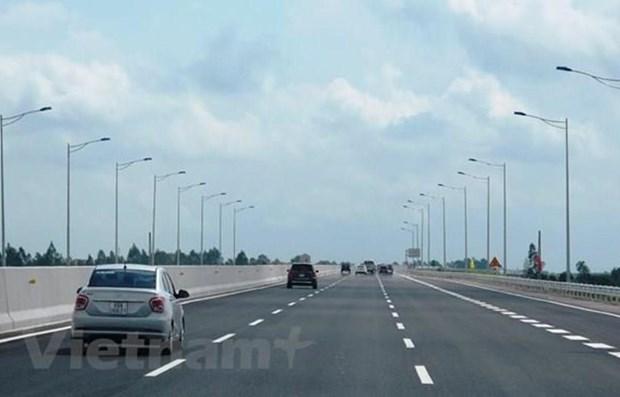Đầu tư xây dựng đường cao tốc Thành phố Hồ Chí Minh - Mộc Bài