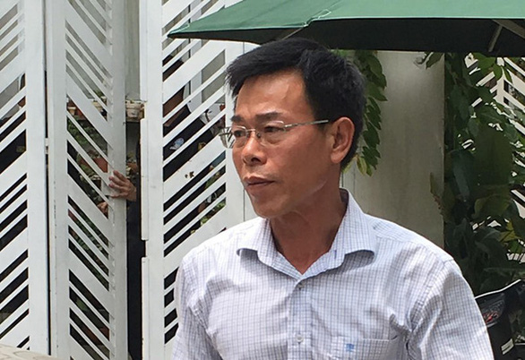 Khởi tố, bắt tạm giam Phó Chánh án Tòa án nhân dân quận 4