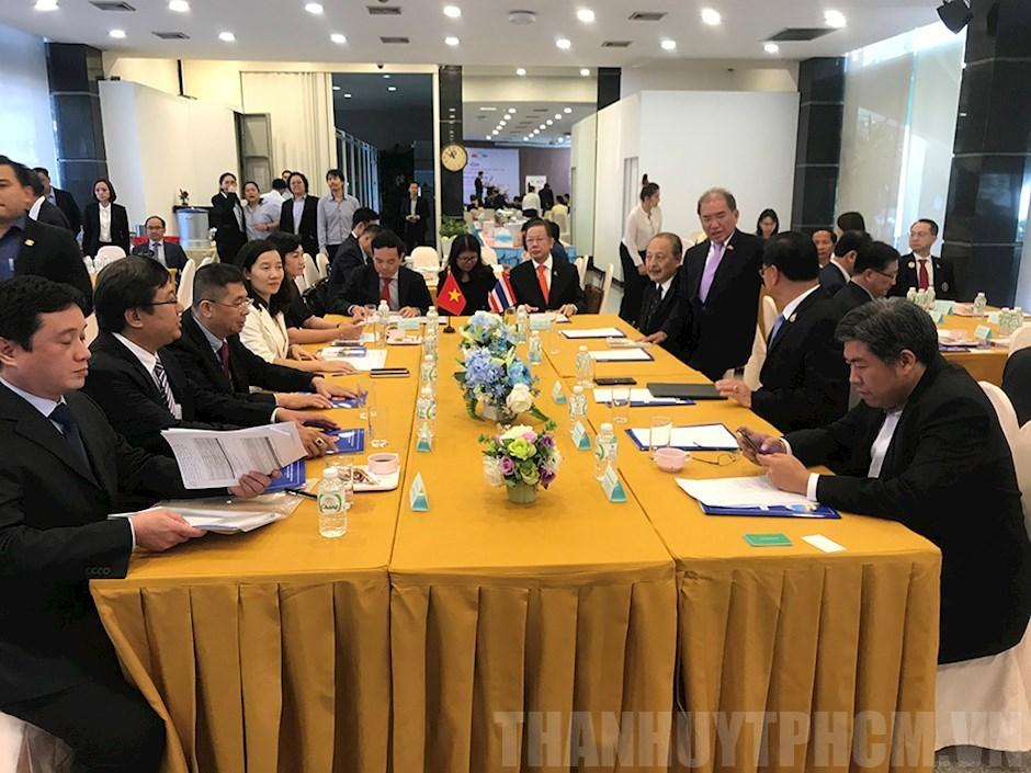 Kết nối doanh nghiệp TP. Hồ Chí Minh và Thái Lan