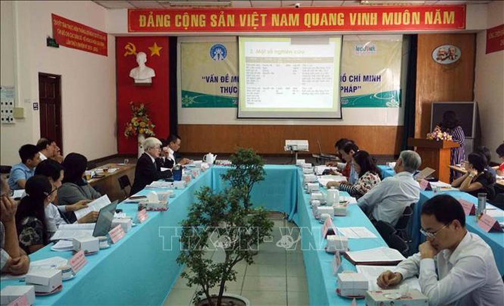 Mức sinh ở TP Hồ Chí Minh thấp và liên tục giảm
