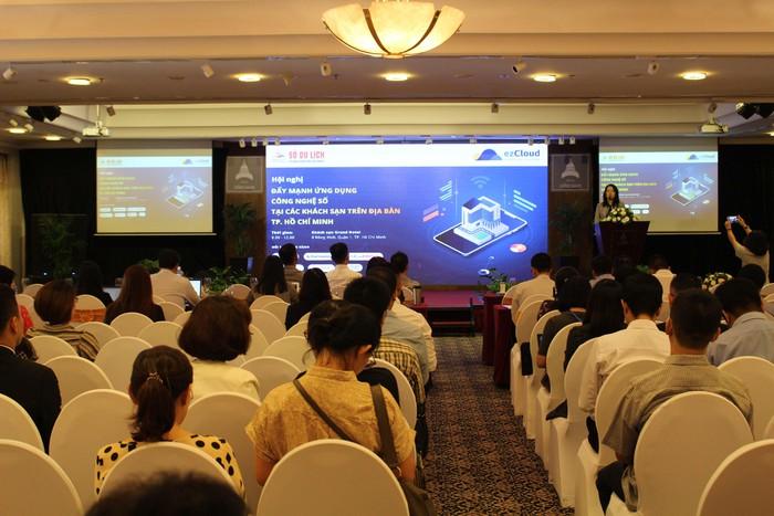 Đẩy mạnh ứng dụng công nghệ số tại hệ thống khách sạn
