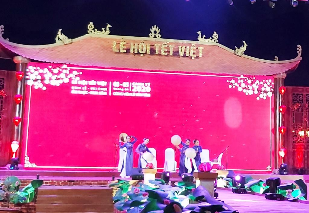 Độc đáo Lễ hội Tết Việt 2020
