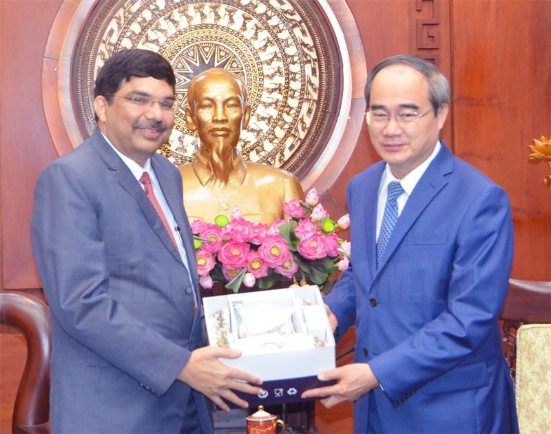 Việt Nam và Ấn Độ hướng đến mục tiêu kim ngạch 15 tỷ đô la Mỹ vào năm 2020